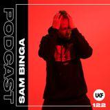 UKF Podcast #122 - Sam Binga