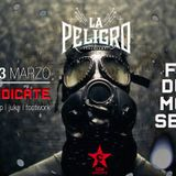 Finger @ Low Syndicate en La Peligro 23.03.18