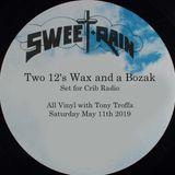 Two 12s Wax and a Bozak Crib Radio Set Tony Troffa all Vinyl
