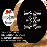 James Zabiela - Live At DJ Mag Studio Sessions (London) - 10-Oct-2014