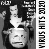 Reverend Beat-Man's Dusty Record Cabinet - Vol.37  - Apocalypse Virus Hits 2020