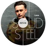 Solid Steel Radio Show 20/5/2016 Hour 1 - Lone
