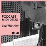 Podcast #128 - Coefficient