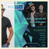 D e e s e 7 e n  WAKEUP episode 09  Live at Rammo - Surf Bar Mirissa 2018-04-14