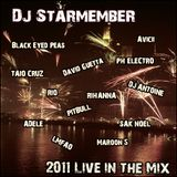 DJ STARMEMBER - 2011 LIVE IN THE MIX