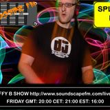 Minimal Techno:  Spliffy B Show @ Soundscape FM 1st broadcast on 13th May 2016
