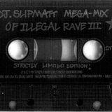 DJ Slipmatt - Strictly Underground Records - Illegal Rave III \ Side B - June 1994