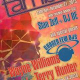 """TAMBOR HOLIDAY PARTY MIX – Mixed by Terry Hunter"