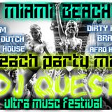 MIAMI BEACH PARTY MIX .