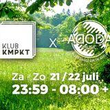In de bosjes met Klub KMPKT & Adoda 2018