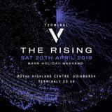 Patrick Topping - Live @ Terminal V Festival (Edinburgh, United Kingdom) - 20-APR-2019