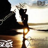 DJ JECK - My Summer Mix 2013 (Opening Forsage AutoClub Sumy)