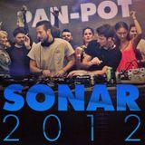 Pan-Pot live recorded at Sonar 2012