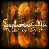 DJ G - September mix 2k18