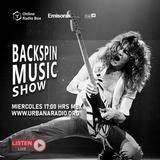 "2020.01.29 ""Backspin Music Show"" Programa 013 - Urbana Radio"