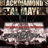 Blackdiamond's Metal Mayhem 11/07/17 Part 2 : SCAR OF THE SUN Special Show