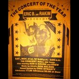 ERIC B & RAKIM 1st TIME IN TORONTO - RON NELSON 88.1 INTERVIEW 1987
