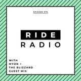 Ride Radio 076 With Myon + The Blizzard Guest Mix