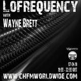 Wayne Brett's Lofrequency show on Chicago House FM 07-04-18