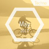 Simonic - May 2017 Techno Mix