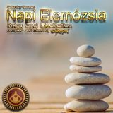 Napi Elemózsia Saturday Session 006 - Relax & Meditation