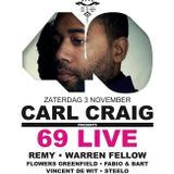 Paard van Troje 40 year anniversary mix feat. Carl Craig tracks