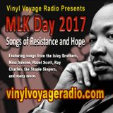 Martin Luther King, Jr. Day 2017: Songs of Resistance and Hope