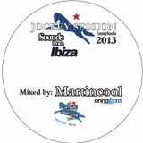 Jockey Club Ibiza - Sounds from Ibiza in session 2013 by Martincool.