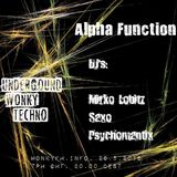 Saxo live@Alpha Functions #1 26.05.2018