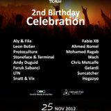 Yalla Trance's 2nd Birthday Celebration: Gelardi Mix (25-11-2012)