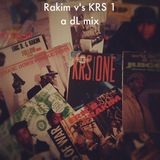 KRS1 v's Rakim The Mixtape