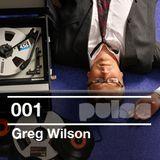 Pulse.001 - Greg Wilson