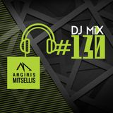 Argiris Mitsellis Presents Dj Mix #130