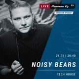 Noisy Bears [ tech house ] @ Pioneer DJ TV | Moscow