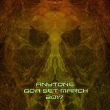 Psytrance/GOA Set March 2017
