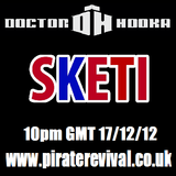 Mix for Dr Hooka on Pirate Revival (Aired on 17/12/12)