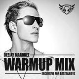 Deejay Marquez - Club Hits 2015 WarmUp Mix (Beatz & Boyz Party Exclusive)