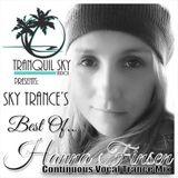 ★ Sky Trance ★ Best of Hanna Finsen Vocal Trance Mix Set