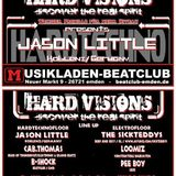 HARD VISIONS Set by B-Shock @ Beatclub Emden
