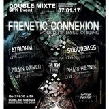 SuBuRbASs @ Frenetic Connexion - Double Mixte - Lyon 7/01/2K17