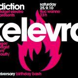addiction 4th anniversary Mix by dj Ravissa