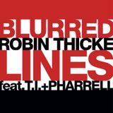 Robin Thicke - Blurred Lines ft. T.I., Pharrell (Criswell Club Version)