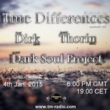 Dirk - Host Mix - Time Differences 152 [4th January 2015] on Tm-Radio