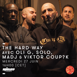 Mix Live sur RINSE France /27 Juin 2018