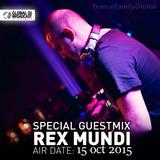 Markus Schulz - Global DJ Broadcast (15 October 2015) with guest Rex Mundi