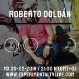 Roberto Doldan @Experimental Tv Radio ( 20-02-2019)