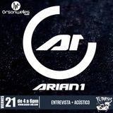 Ktarsis con ARIAN1 21-10-16