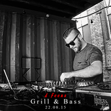 "d-feens - LIVE on "" Grill & Bass "" @ Ulica Elektrykow / Gdansk 22.08.15"