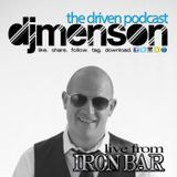 DJMenson LIVE from Iron Bar (Morristown, NJ) March 18th, 2017
