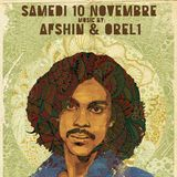 Afshin @ My Grooves, Djoon, Saturday November 10th, 2012